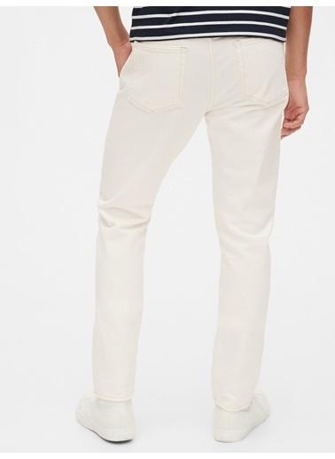 Gap Jean Pantolon | Slim Beyaz
